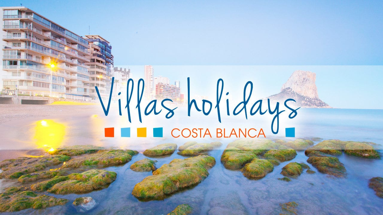 Villas Hollidays Costa Blanca