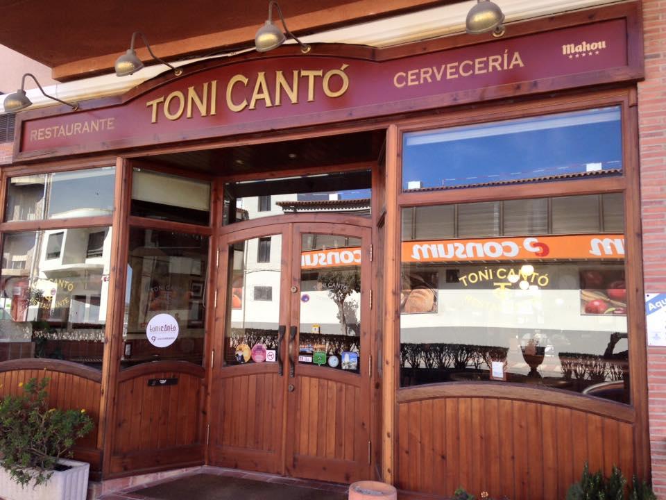 Restaurante Toni Cantó