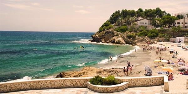 Playa de la Fustera Benissa